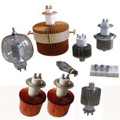 高频机电子管配件