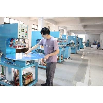 高频塑胶熔接机原理